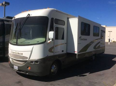 2003 Coachmen Aurora Series