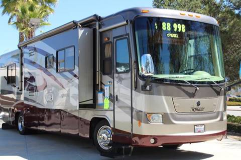 2008 Holiday Rambler Neptune Diesel for sale at Rancho Santa Margarita RV in Rancho Santa Margarita CA