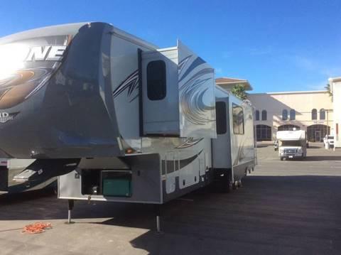 2013 Heartland Cyclone 4000 Elite for sale at Rancho Santa Margarita RV in Rancho Santa Margarita CA