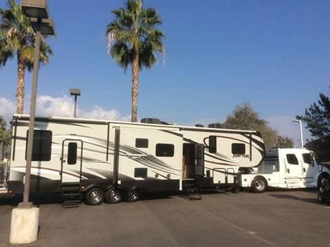 2014 Keystone Raptor for sale at Rancho Santa Margarita RV in Rancho Santa Margarita CA
