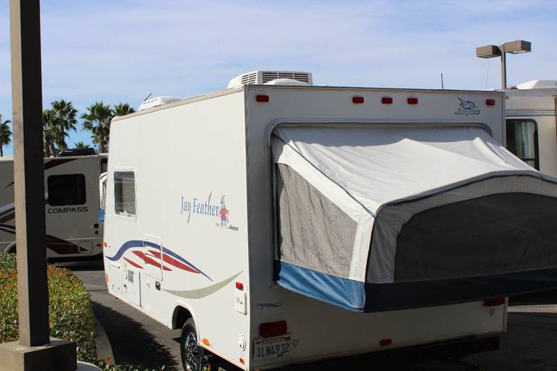2007 Jayco Jay Feather Ex-Port Series for sale at Rancho Santa Margarita RV in Rancho Santa Margarita CA
