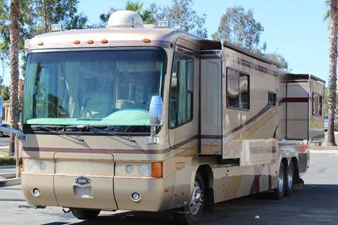 2001 Monaco Signature Series500hp Cummis for sale at Rancho Santa Margarita RV in Rancho Santa Margarita CA
