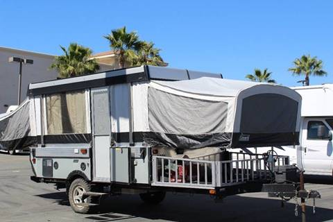 2010 Coleman Evolution Series for sale at Rancho Santa Margarita RV in Rancho Santa Margarita CA