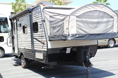 2018 Coachmen Clipper 16RBD for sale at Rancho Santa Margarita RV in Rancho Santa Margarita CA
