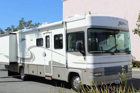 2001 Fleetwood Storm M-31A for sale at Rancho Santa Margarita RV in Rancho Santa Margarita CA