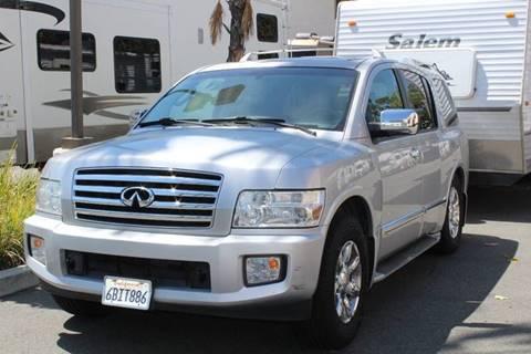 2006 Infinity QX56 for sale at Rancho Santa Margarita RV in Rancho Santa Margarita CA