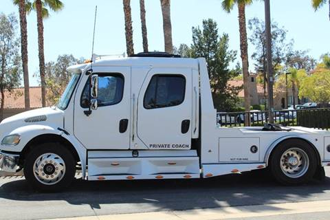 2005 Freightliner M2 Sport for sale at Rancho Santa Margarita RV in Rancho Santa Margarita CA