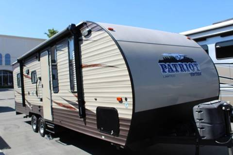 2016 Forest River Cherokee Grey Wolf for sale at Rancho Santa Margarita RV in Rancho Santa Margarita CA