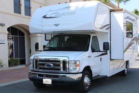 2013 Fleetwood Jamboree Searcher 25k for sale at Rancho Santa Margarita RV in Rancho Santa Margarita CA