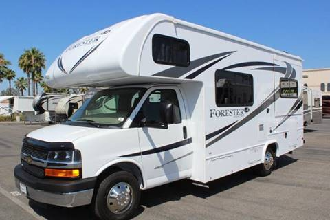 2018 Forest River Forester 2251S for sale at Rancho Santa Margarita RV in Rancho Santa Margarita CA