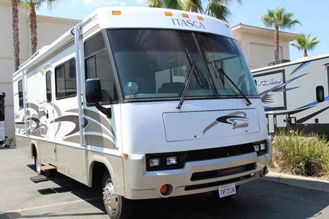 1999 Itasca Sunrise for sale at Rancho Santa Margarita RV in Rancho Santa Margarita CA
