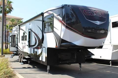 2017 Heartland 386ED Edge for sale at Rancho Santa Margarita RV in Rancho Santa Margarita CA
