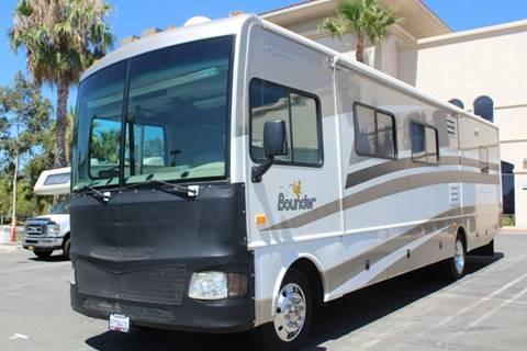 2006 Fleetwood Bounder for sale in Rancho Santa Margarita, CA
