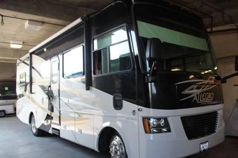 2011 Tiffin Allegro M-30DA for sale at Rancho Santa Margarita RV in Rancho Santa Margarita CA