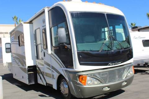 2004 Fleetwood Pace-Arrow for sale at Rancho Santa Margarita RV in Rancho Santa Margarita CA