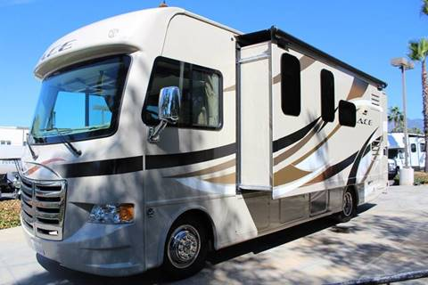 Used Rvs For Sale In Texas By Owner >> 2015 Thor Industries A C E For Sale In Rancho Santa Margarita Ca