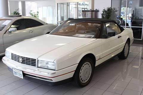 1989 Cadillac Allante for sale in Rancho Santa Margarita, CA