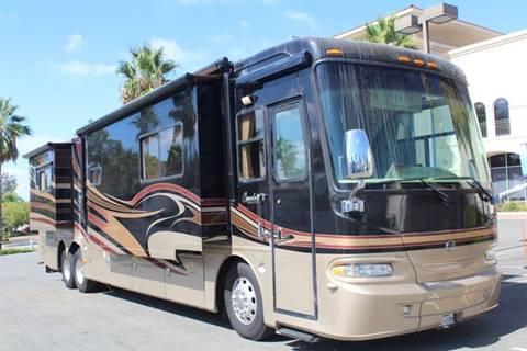 2008 Monaco Camelot M-42PDQ DIESEL for sale in Rancho Santa Margarita, CA