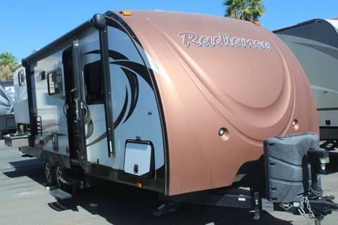 2015 Cruiser RV Radiance Series M-24 BHDS for sale in Rancho Santa Margarita, CA