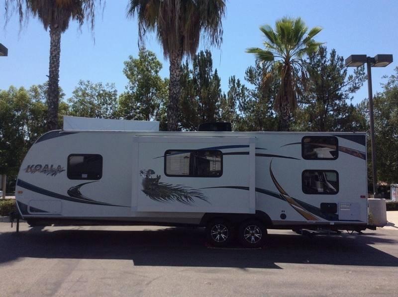 2012 Skyline Koala for sale at Rancho Santa Margarita RV in Rancho Santa Margarita CA