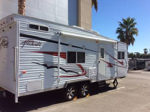 2007 Attitude M23FSAK for sale at Rancho Santa Margarita RV in Rancho Santa Margarita CA