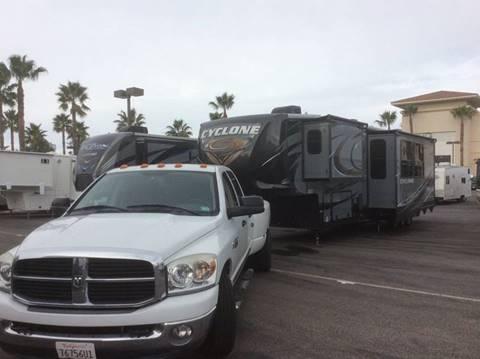 2015 Heartland Cyclone for sale at Rancho Santa Margarita RV in Rancho Santa Margarita CA