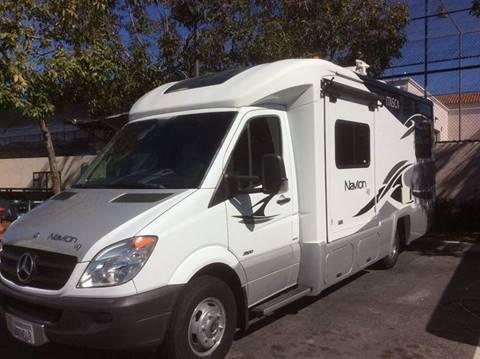 2011 Itasca Navion IQ 24G for sale at Rancho Santa Margarita RV in Rancho Santa Margarita CA