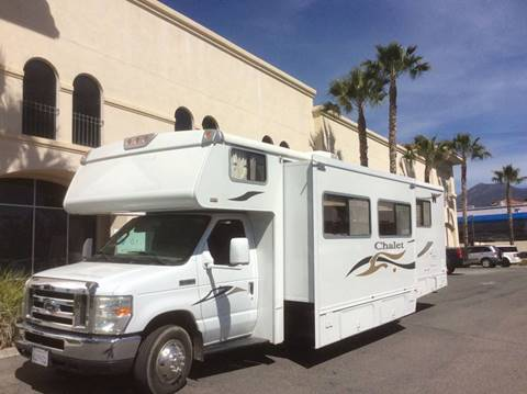 2009 Winnebago Chalet for sale at Rancho Santa Margarita RV in Rancho Santa Margarita CA