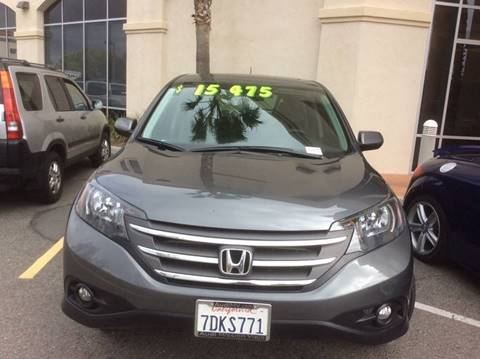 2014 Honda CR-V for sale at Rancho Santa Margarita RV in Rancho Santa Margarita CA