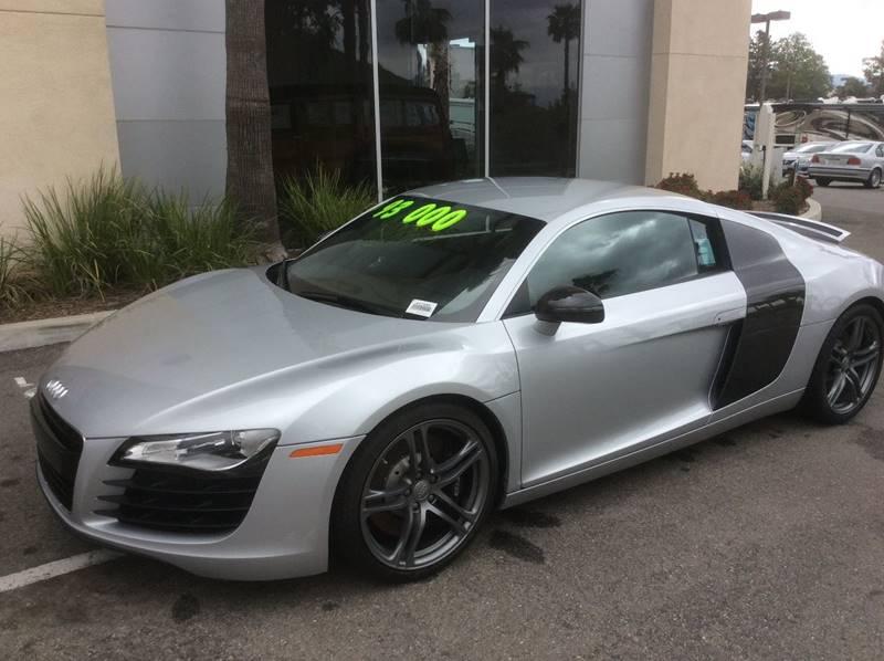 2013 Audi Audi R84.2 for sale at Rancho Santa Margarita RV in Rancho Santa Margarita CA