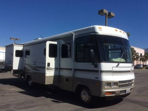 2002 Winnebago Adventurer 32V for sale at Rancho Santa Margarita RV in Rancho Santa Margarita CA
