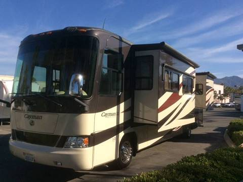 2008 Monaco Cayman XL for sale at Rancho Santa Margarita RV in Rancho Santa Margarita CA