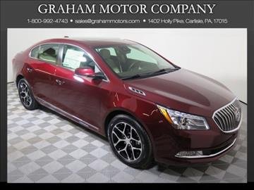 2016 Buick LaCrosse for sale in Carlisle, PA