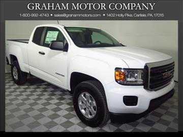 2016 GMC Canyon for sale in Carlisle, PA