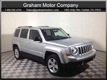 2014 Jeep Patriot for sale in Carlisle, PA