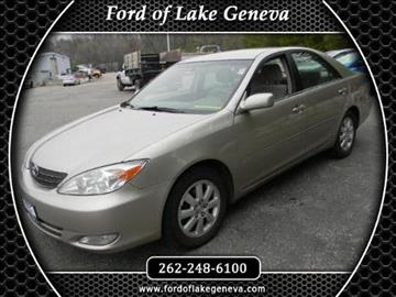 2003 Toyota Camry for sale in Lake Geneva, WI