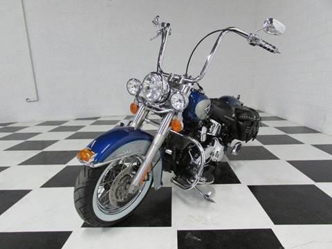 2010 Harley-Davidson Heritage Softail Classic for sale in Fredericksburg, VA