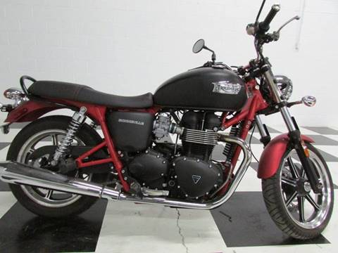 2013 Triumph Bonneville for sale in Fredericksburg, VA