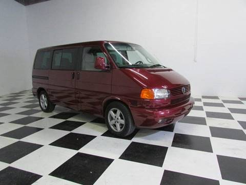 2003 Volkswagen EuroVan for sale in Fredericksburg, VA