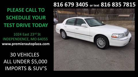 2005 Lincoln Town Car for sale in Independence, MO