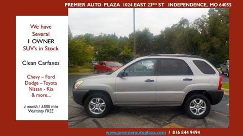 2008 Kia Sportage for sale in Independence, MO