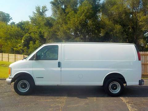 2002 Chevrolet Express Cargo for sale in Independence, MO