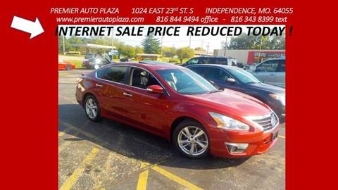 2013 Nissan Altima for sale in Independence, MO