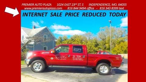 2014 Ford F-350 Super Duty for sale in Independence, MO