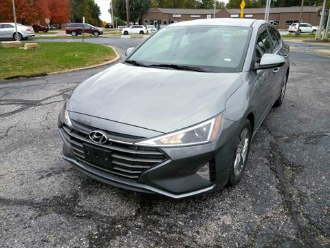2019 Hyundai Elantra for sale in Independence, MO