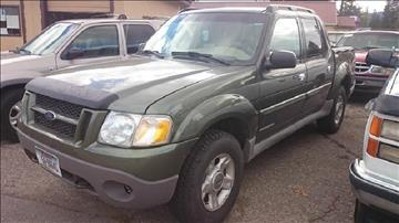 2002 Ford Explorer Sport Trac for sale in Libby, MT