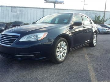 2013 Chrysler 200 for sale in Stafford, TX