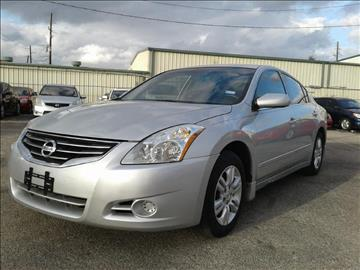 2011 Nissan Altima for sale in Stafford, TX