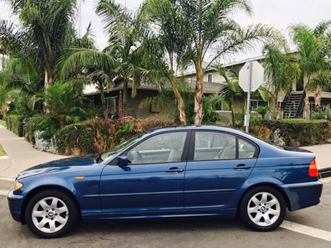 2002 BMW 3 Series for sale at SUMMER AUTO FINANCE in Costa Mesa CA