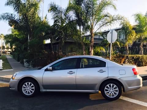 2012 Mitsubishi Galant for sale at SUMMER AUTO FINANCE in Costa Mesa CA